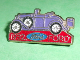 Pin's / Automobile  : Ford 1932    TB1EE - Ford