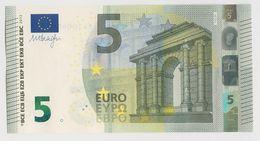 017 - BILLET 5 EURO 2013 NEUF Signature Mario DRAGHI YA 1084803263 - Imp Y002B1 - 5 Euro