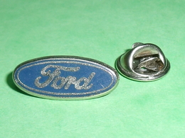 Pin's / Automobile  : Logo Ford     TB1EE - Ford
