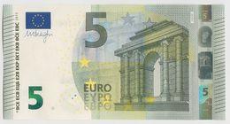 018 - BILLET 5 EURO 2013 NEUF Signature Mario DRAGHI YA 1084803272 - Imp Y002B1 - 5 Euro