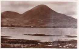Broadford Bay And Beinnina-Caillich, Skye, Scotland - Vintage PC Unused - Scotland