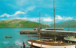 The Pier, Inverary, Scotland - Posted 1984 No Stamp - Argyllshire