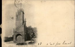 56 - AURAY - Belvédère - Timbres TAXE Au Verso - Carte Nuage - Auray