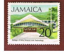 GIAMAICA (JAMAICA)  - SG 354 -  1972  COLLEGE OF ARTS.........              - USED° - Giamaica (1962-...)