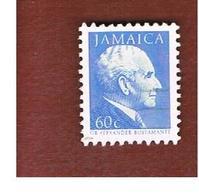 GIAMAICA (JAMAICA)  - SG 686A  -  1987 SIR A. BUSTAMANTE            - USED° - Giamaica (1962-...)