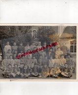 36- ARGENTON SUR CREUSE- RARE PHOTO ORIGINALE  ECOLE CLASSE COURS MOYEN 2 E ANNEE- MADAME CONDAT - Métiers