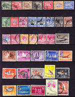 MALAISIE, COLLECTION OF STAMPS  CANCELED.  (8B141) - Malaysia (1964-...)