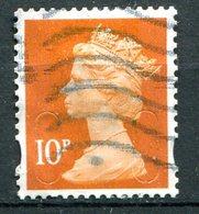ELIZABETH II  Type Machin  N° YT  1685(2) - Gebraucht