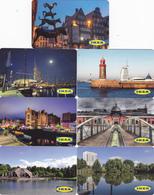 Germany  - - Ikea: Bremen, Bremerhaven, Hamburg, Berlin - Gift Cards