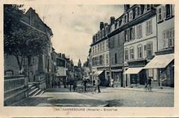 57 SARREBOURG  Grand'Rue - Sarrebourg