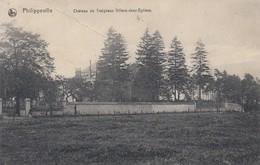 PHILIPPEVILLE / CHATEAU DU TRAIGNAUX VILLERSS DEUX EGLISES - Philippeville