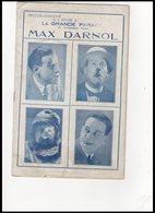 RECUEIL SOUVENIR       LA GRANDE  PARADE     MAX  DARNOL - Unclassified