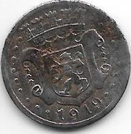 *notgeld Zweibrucken 5 Pfennig 1919 Fe 14598.1 - Autres