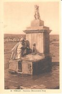 Afrique - Algérie - Timgad - Fontaine (Mannecken Piss) - Algérie