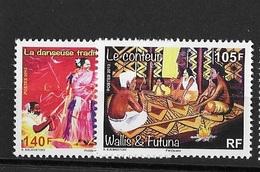 Wallis Et Futuna N° 788/789** - Nuovi