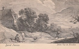 David Jeniers Peintre.  Petite Vue De Flandre  (Nels)- - Cartes Postales