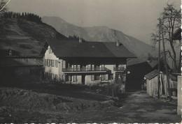 74 - Carte Photo D'une Colonie De Vacances à Brison En Haute Savoie - France