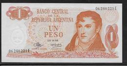 Argentine - 1 Peso - Pick N° 287 - NEUF - Argentine