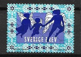 Suède 2017 N° 3173 Oblitéré Noël Anges - Sweden