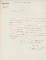 Dornach 1860 Adolphe Braun Dessinateur - Documents Historiques