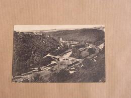 GENDRON CELLES Panorama De La Vallée De La Lesse Animée België Belgique Carte Postale Postcard - Dinant
