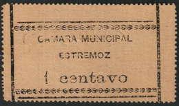 1 CENTAVO - CÂMARA MUNICIPAL DE ESTREMOZ - Portugal
