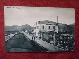 CPA - Italie - FONDI - La Stazione - Altri