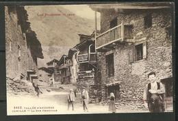 ANDORRA- 1O12.- VALLÉE D'ANDORRE  LES PYRÉNÉEE((I.8))) - Andorra