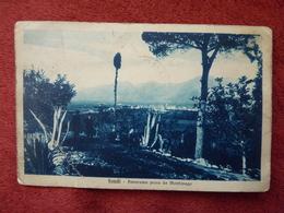 CPA - Italie - FONDI -  Panorama Preso Du Montevago - Autres