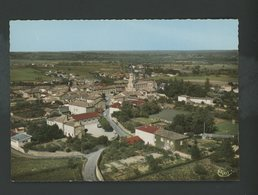 CPSM - 71 - ROMANECHE-THORINS - VUE GÉNÉRALE AÉRIENNE - France
