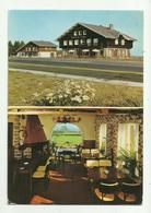 """Baraque De Fraiture   *  Hotel Restaurant """"Les Fougeres"""" Prop. Calbert-Lehaire  (CPM) - Vielsalm"""