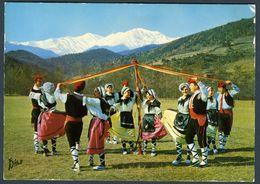 Danse Du Carnaval Arlésien - Arles-sur-Tech (66) - Dances