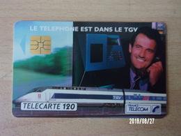 TGV Le Téléphone 120U S03 - Trains