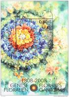 Belgium BL 152**  Floralies Gantoises 2008  MNH - Blocks & Sheetlets 1962-....