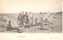 Afrique - Maroc - Cuisson D'une Diffa - Maroc