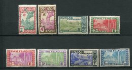 8305  GUYANE Française  N°110/1,117A,128/30,175/6 *   1929/1944  TB - French Guiana (1886-1949)