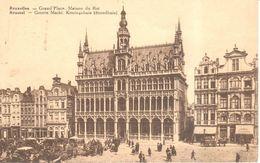 Brussel - Bruxelles - Grand'Place - Maison Du Roi - Places, Squares