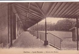 28-CHARTRES- LYCÉE MARCEAU - GALERIE DES ETUDES - Chartres