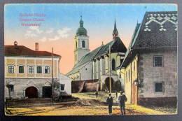 Slovakia / Hungary: Szepesolaszi (Spišské Vlachy / Wallendorf), City Detail  1927 - Slovaquie