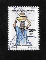TIMBRE OBLITERE  DU MALI DE 1998 N° MICHEL 2050 - Mali (1959-...)