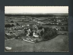 CPSM - 71 - PERRECY-LES-FORGES - VUE AÉRIENNE GÉNÉRALE - France