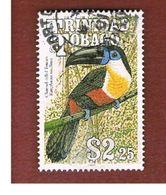 TRINIDAD & TOBAGO  - SG 793  - 1990  BIRDS: RAMPHASTOS VICELLINUS  - USED° - Trindad & Tobago (1962-...)