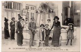La Bourboule : Etablissement Thermal, Source Choussy-Perrière (Lévy Fils Et Cie, Paris, LL N°35) - La Bourboule