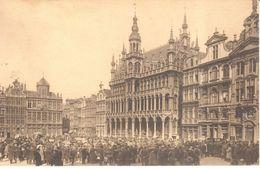 Brussel - Bruxelles - Grand'Place - Maison Du Roi - Marché Aux Oiseaux - Places, Squares