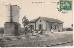 Puisieux-La Gare Du CBR. - France