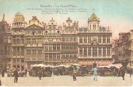 Brussel - Bruxelles - Grand'Place - Places, Squares