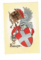Cpm - 73 - SAVOIE - Difeuroparts IMAGIER - Blason R. LOUIS Relief Typo-émail - Dépouille Lion écu Aigle Lettres FERT - Autres Communes