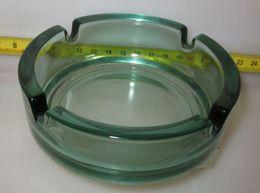 PORTACENERE VETRO 10,5 CM. - Glass