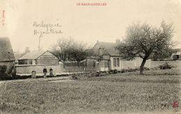 CPA -environs De THIMERT-GATELLES (28) - Le MAGE -Aspect De La Fabrique D'Horlogerie-Bijouterie A. Chaussée - Année 1910 - Autres Communes