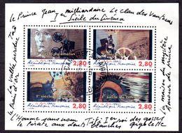N° 17 (Bloc-Feuillet) Oblitéré SUPERBE: COTE= 7 Euros !!! - Blocs & Feuillets